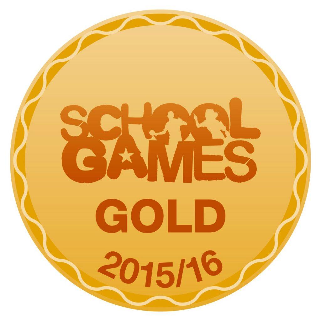 School games Gold 2015/16
